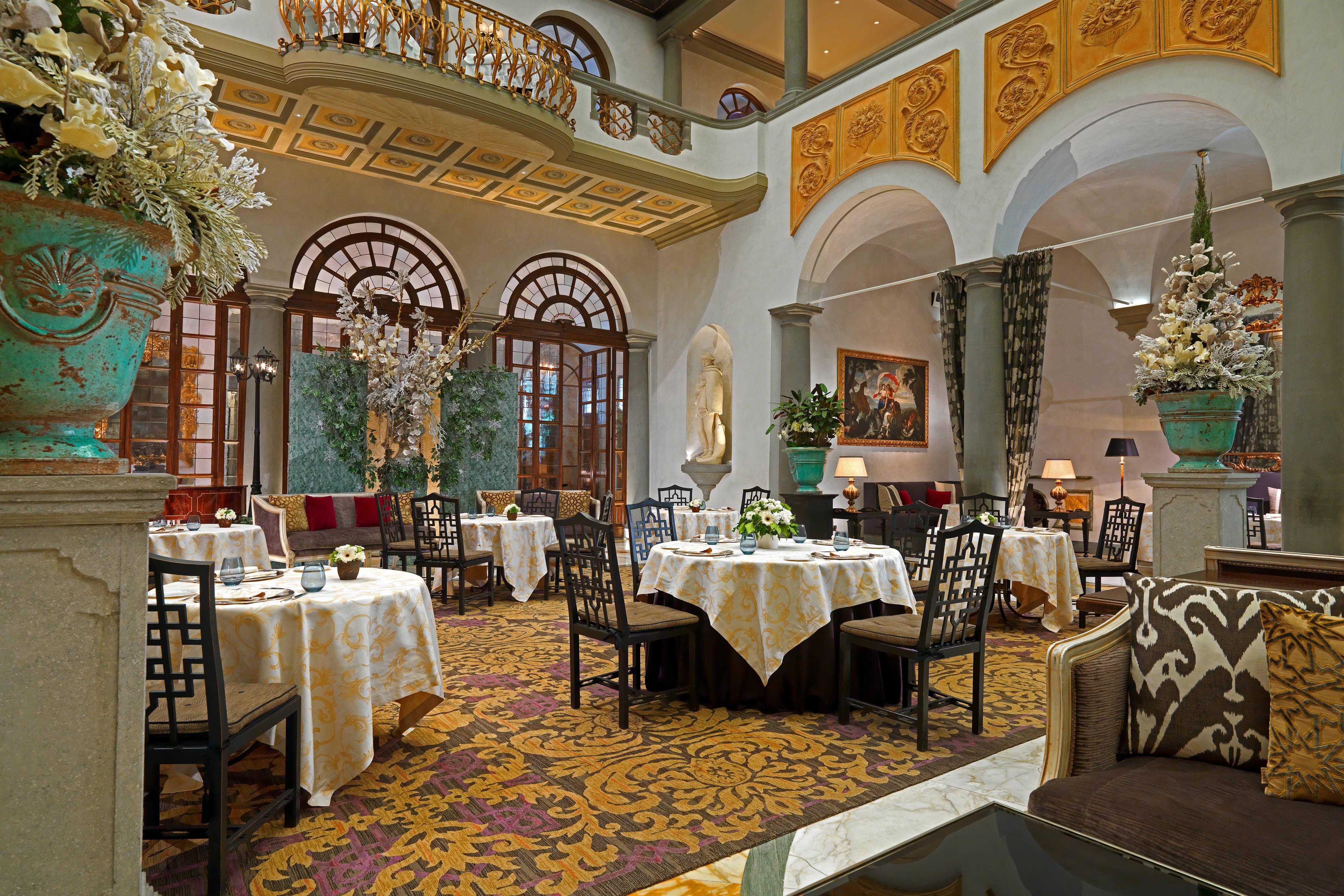 Winter Garden Restaurant