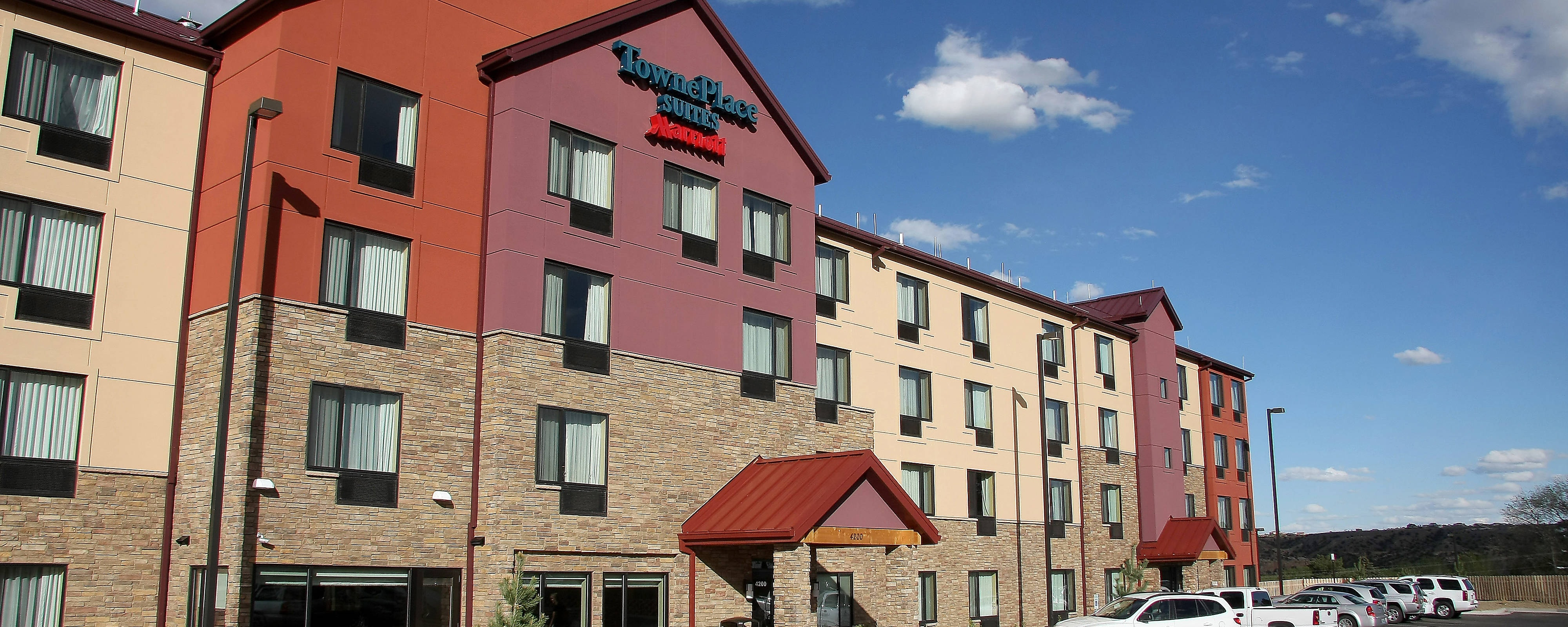 Hotel de suites TownePlace de Farmington