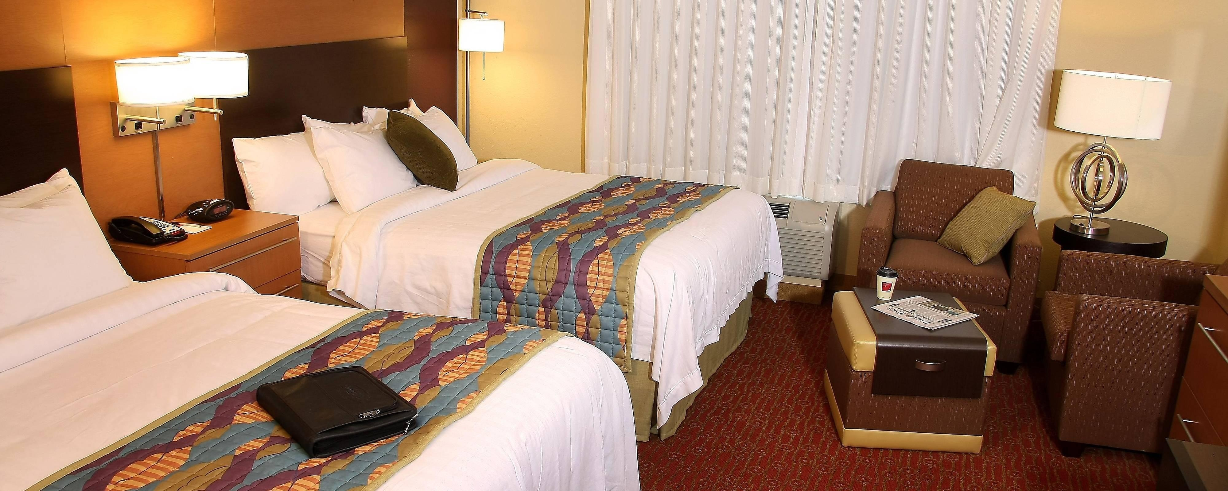 Farmington TownePlace Suites Hotel Queen/Queen Studio Suite