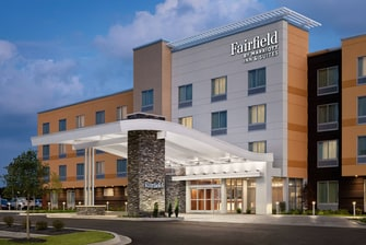 Fairfield Inn Exterior