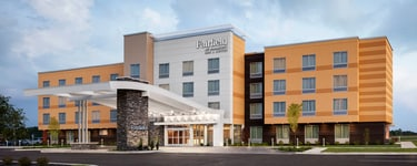 Fairfield Inn & Suites Little Rock Aéroport