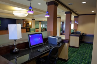 Complimentary Hotel Business Center