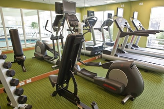 Hotel Fitness Center Flint Fenton