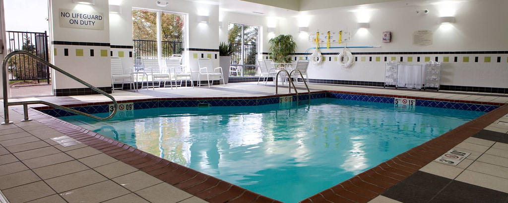 Indoor Hotel Pool Flint Fenton