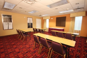 Flint MI hotel meeting room