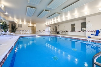 Flint Michigan Hotel Indoor Pool