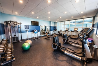 Four Points Hotel Fitness Center