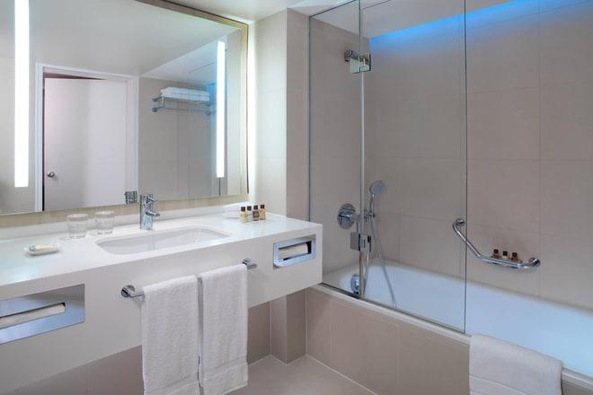 Gästebadezimmer