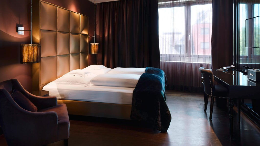 Dormitorio de la habitación Prestige