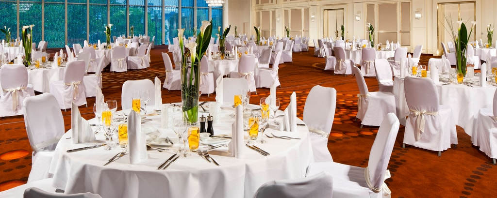 mariages et évènements à Francfort