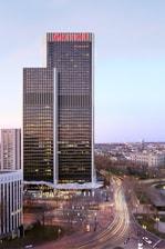 Centre de conférence de l'hôtel, Francfort