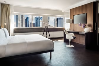 Skyline Suite - Bedroom