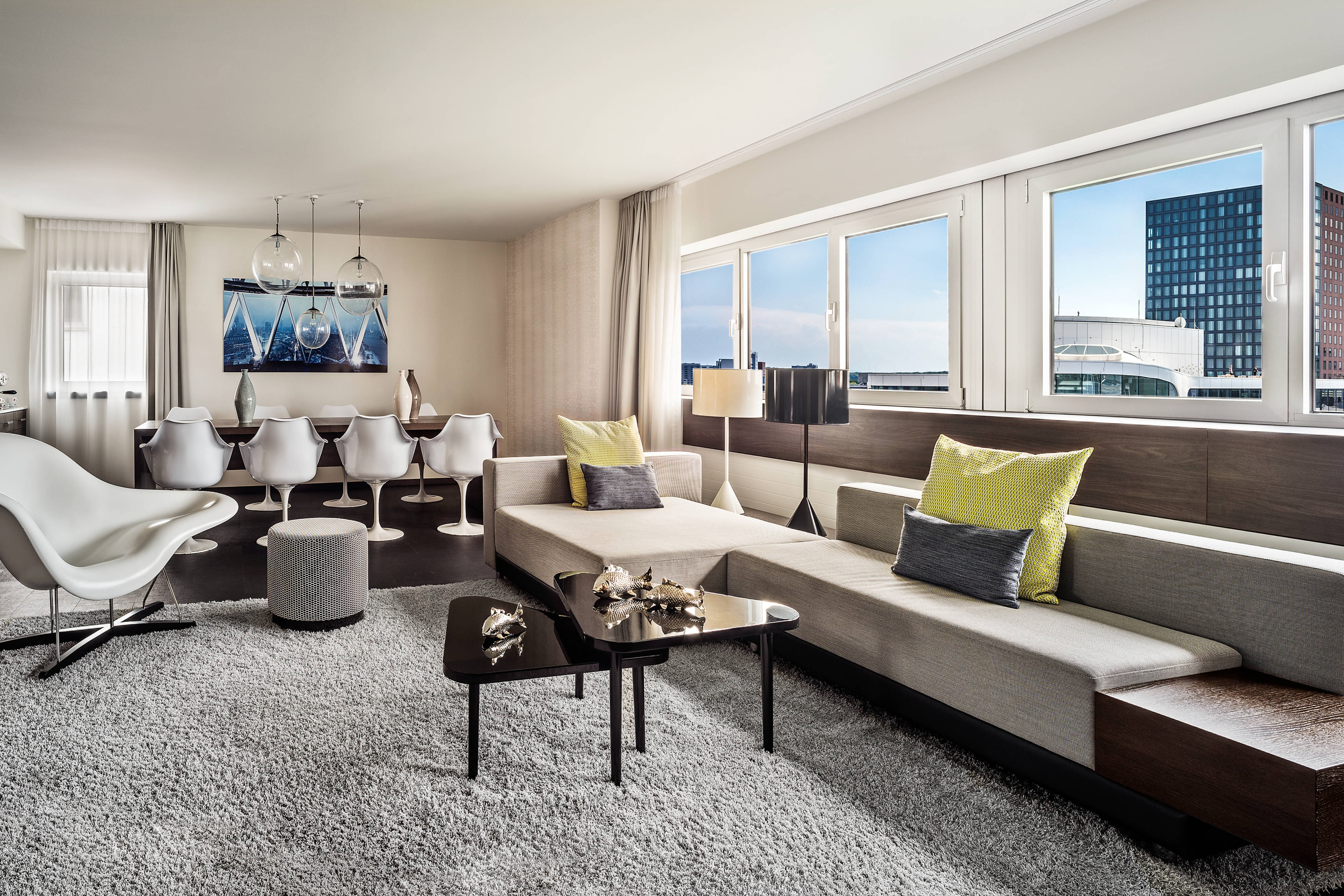 Skyline Suite - Living Room