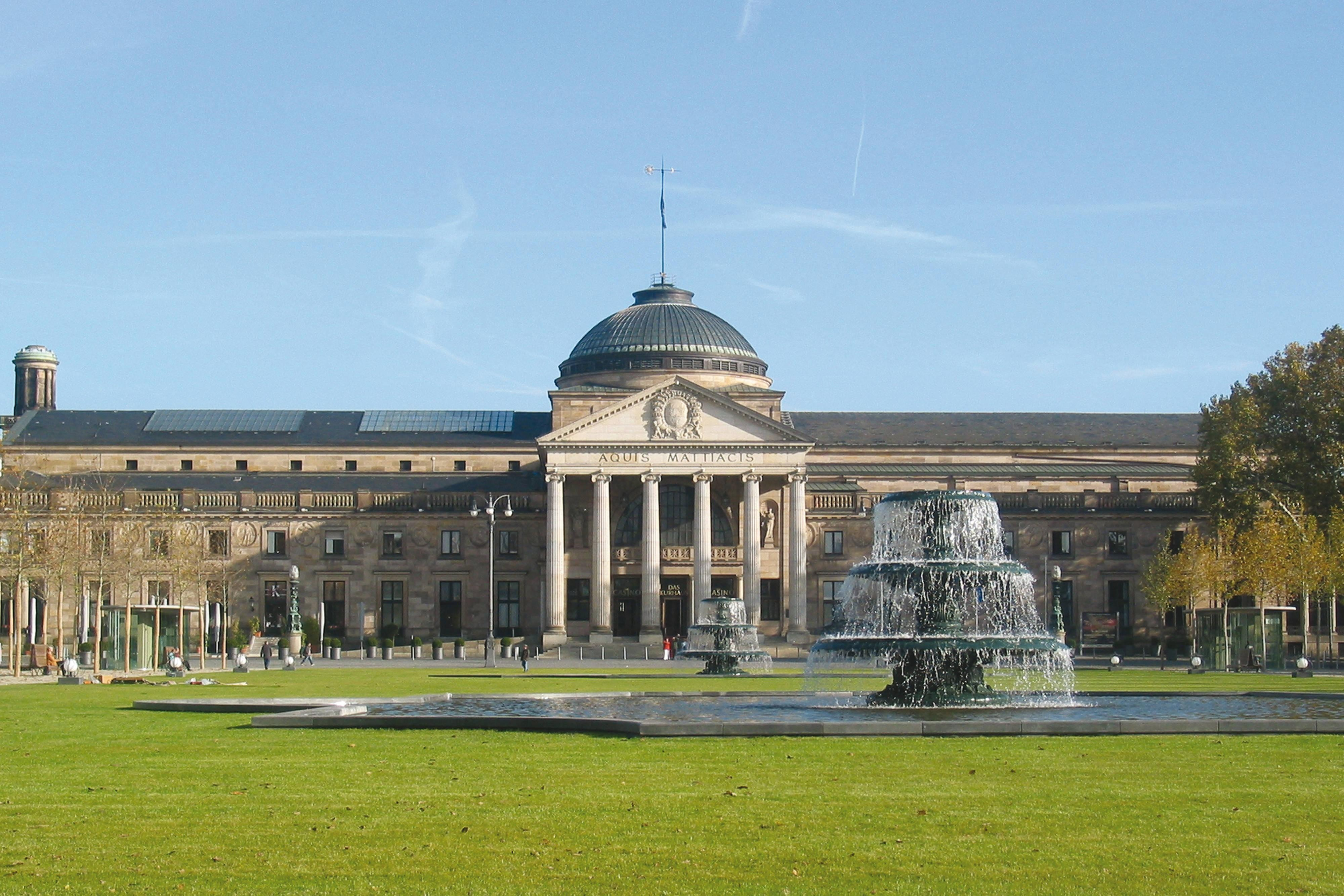 Kurhaus Wiesbaden Hof
