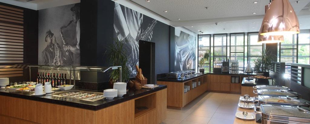 Restaurante del Hotel Wiesbaden-Nordenstadt