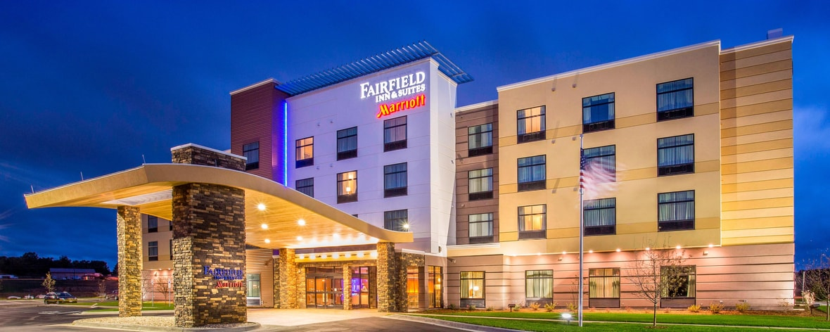 Hotel Near Sanford Pentagon Sioux Falls Sd