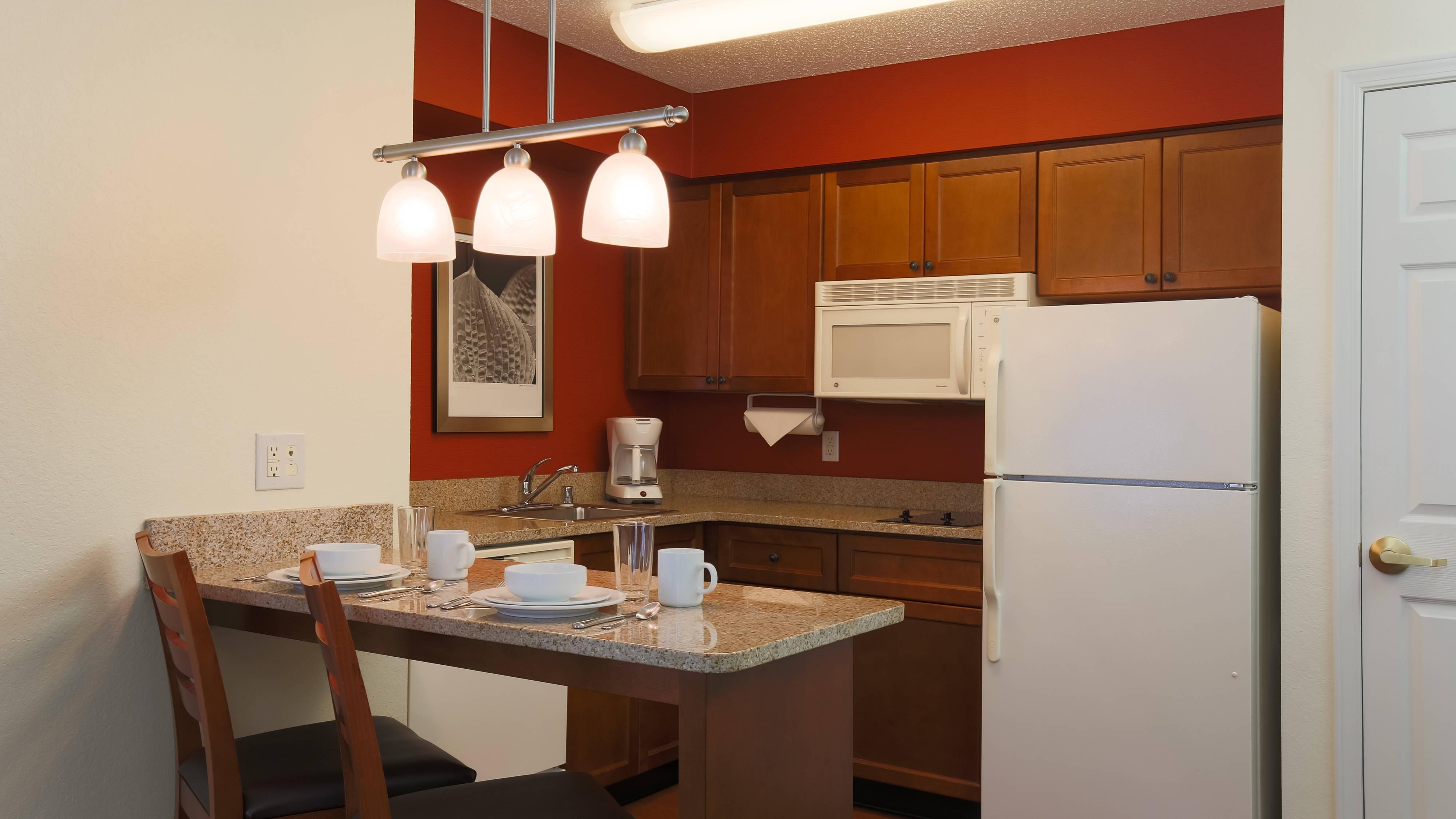Studio Suite mit Küche in Fort Smith, Arkansas