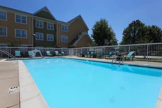 Fort Smith Arkansas Outdoor Pool