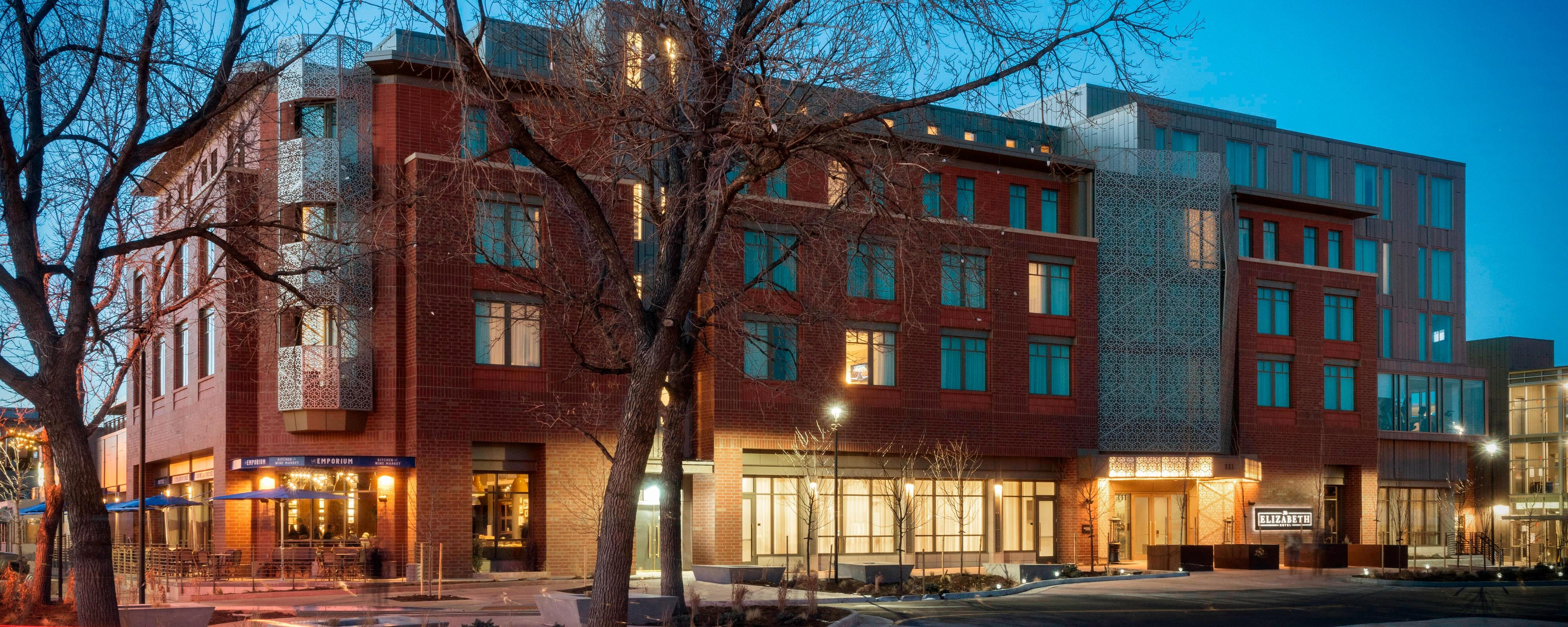 Boutique Hotel In Fort Collins The Elizabeth Hotel Autograph Collection