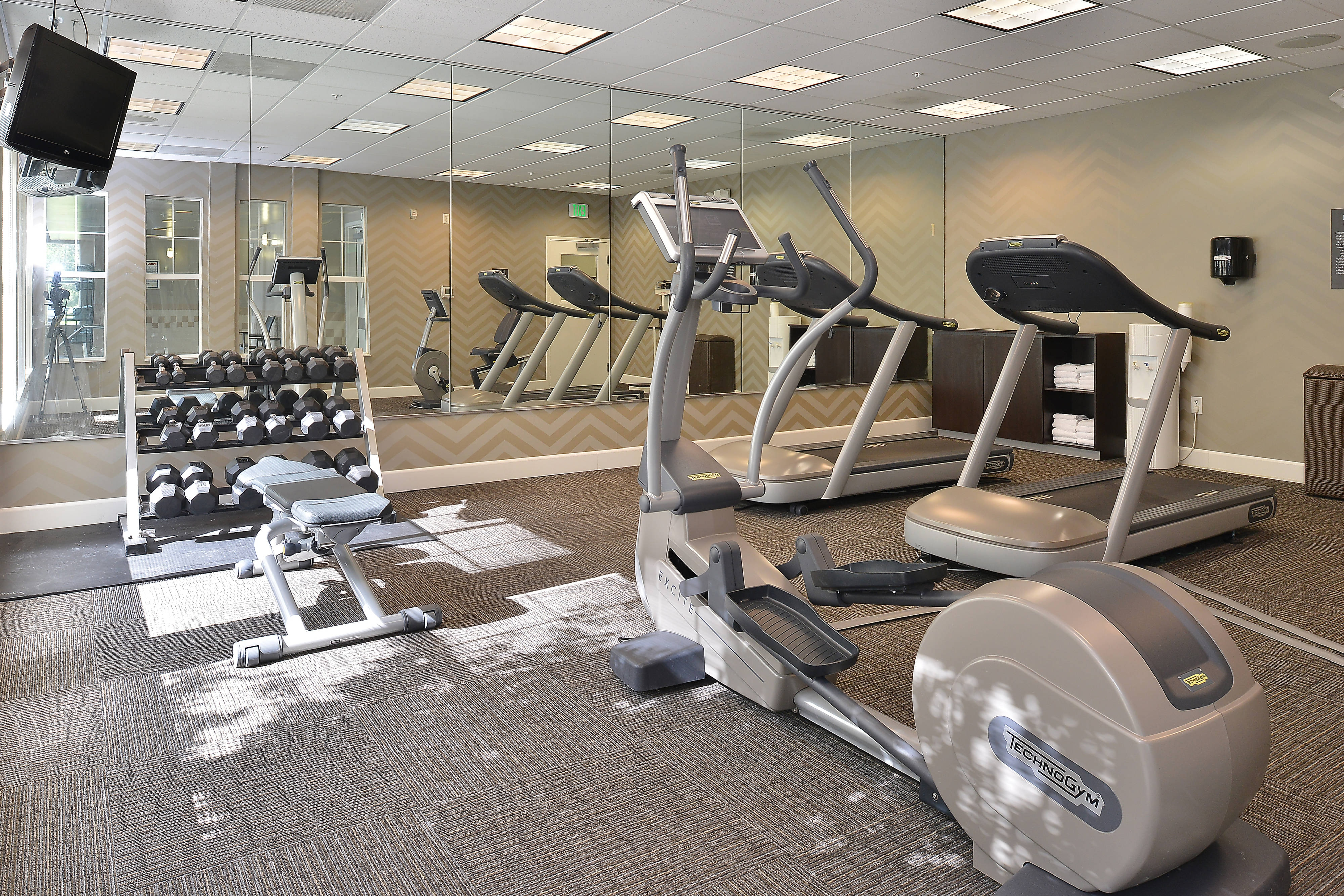 Loveland Fort Collins Hotel Gym