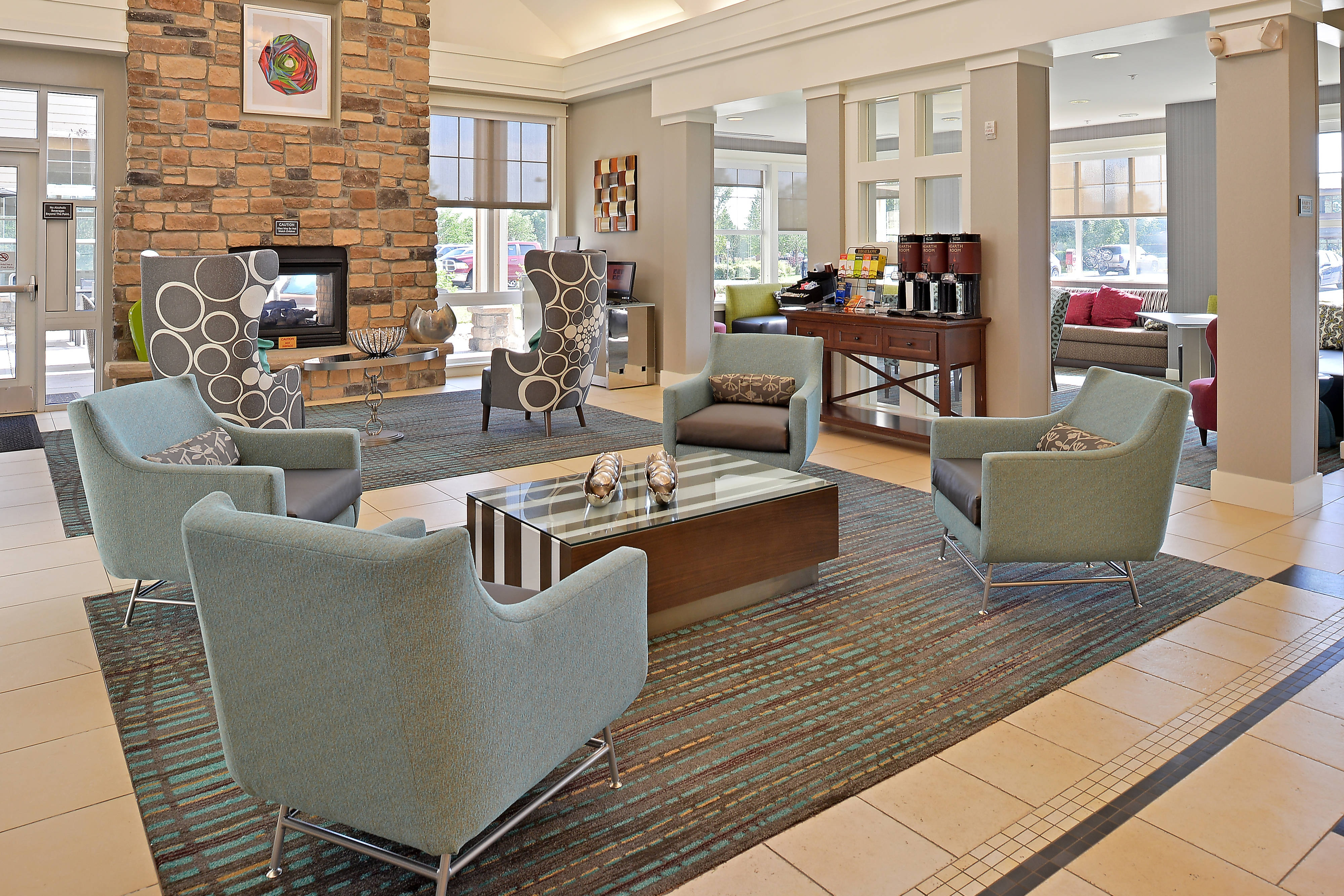 Fort Collins Loveland Hotel Lobby