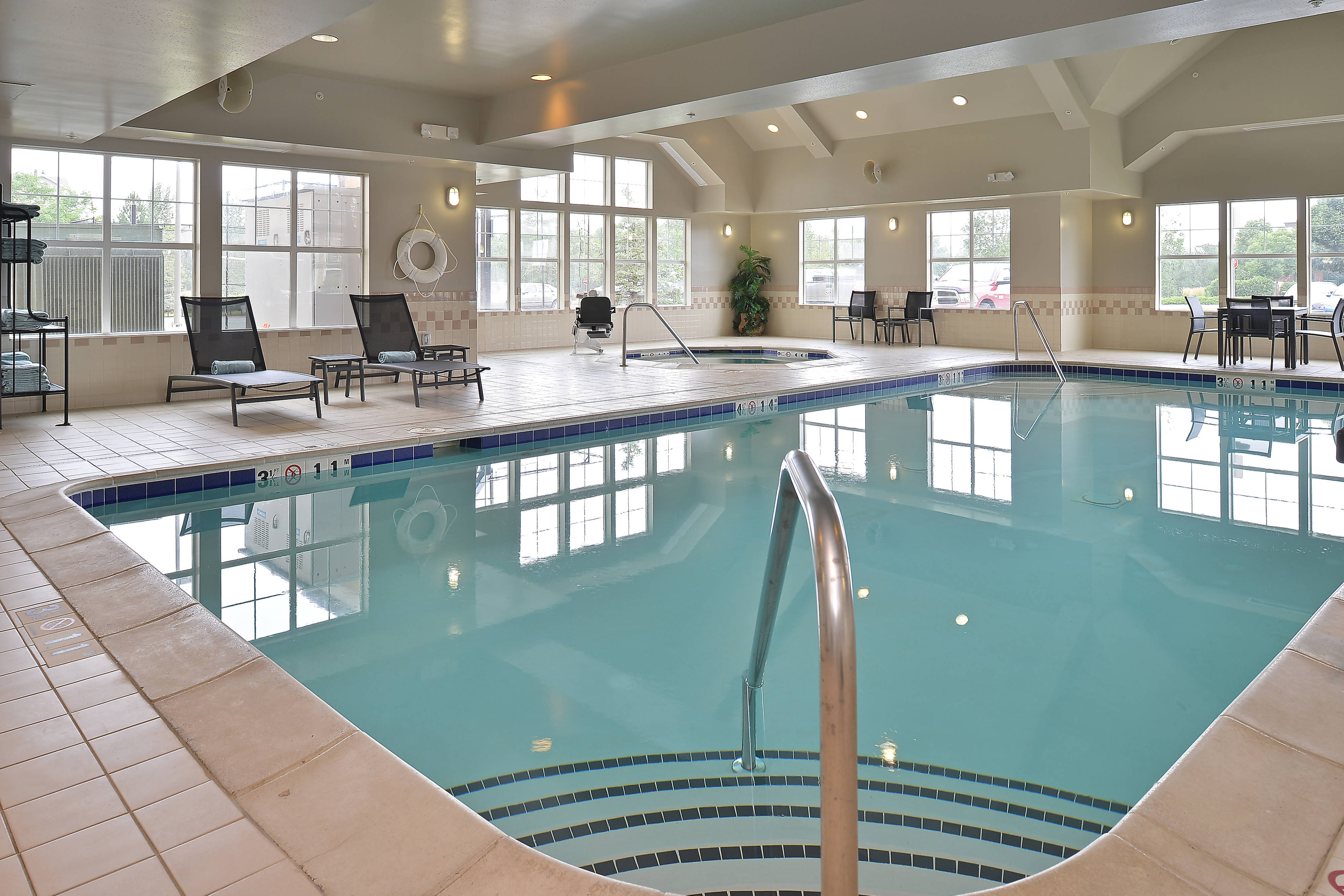 Loveland Fort Collins Hotel with Indoor Pool