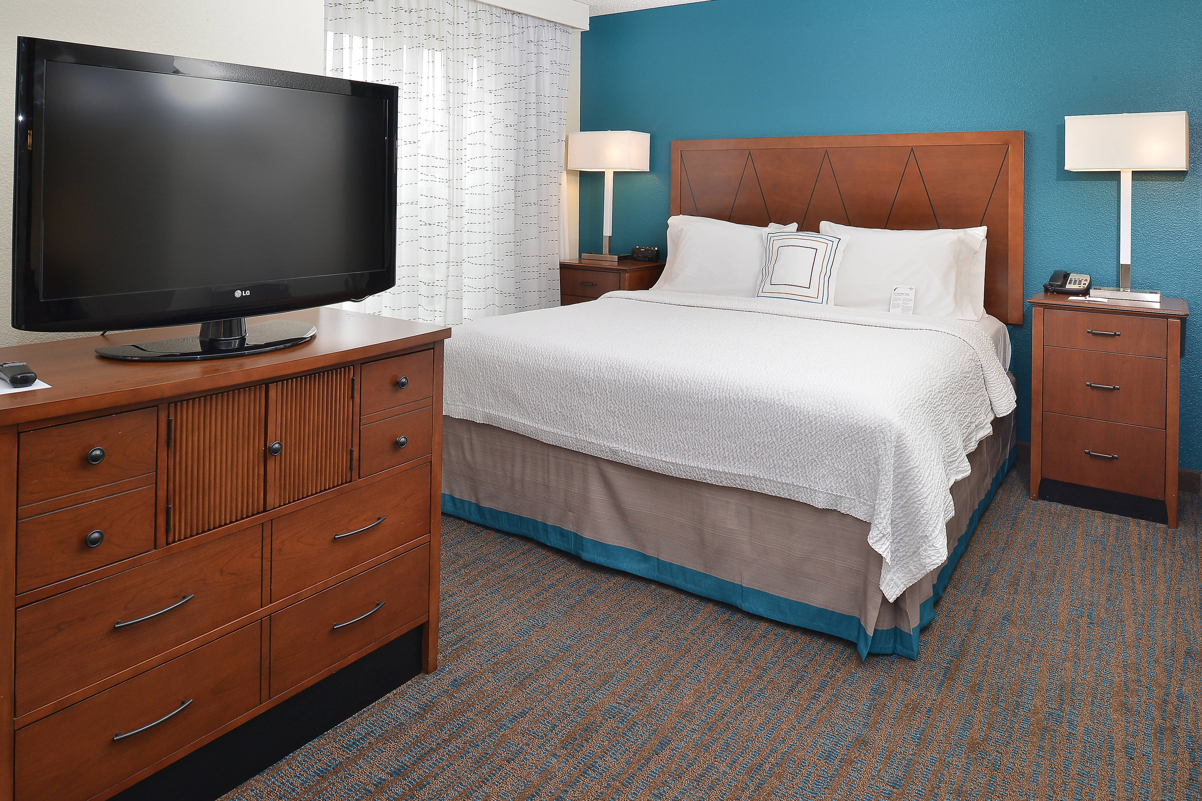 Loveland Fort Collins Hotel Suite King Bed
