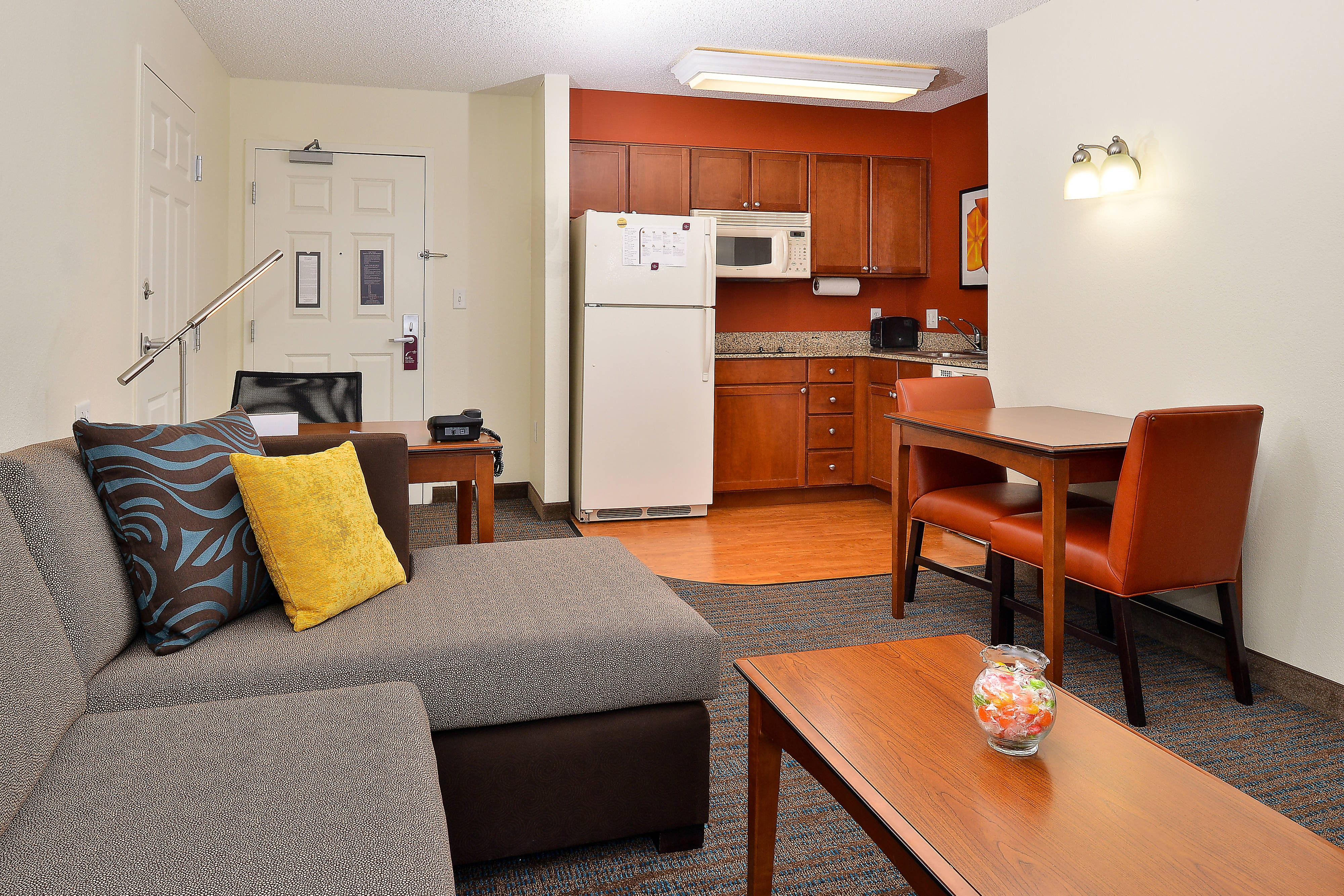 Loveland Fort Collins Hotel Studio Kitchen