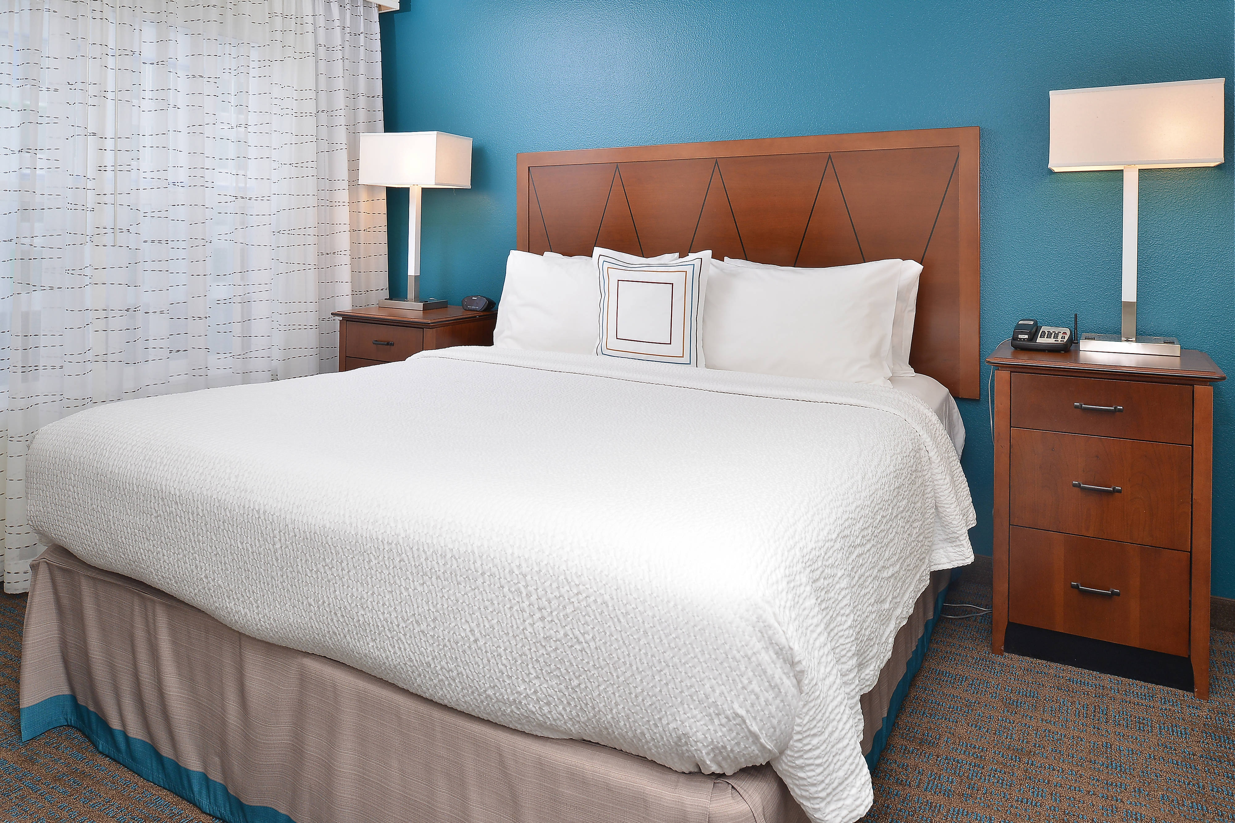 Residence Inn Loveland King Bed