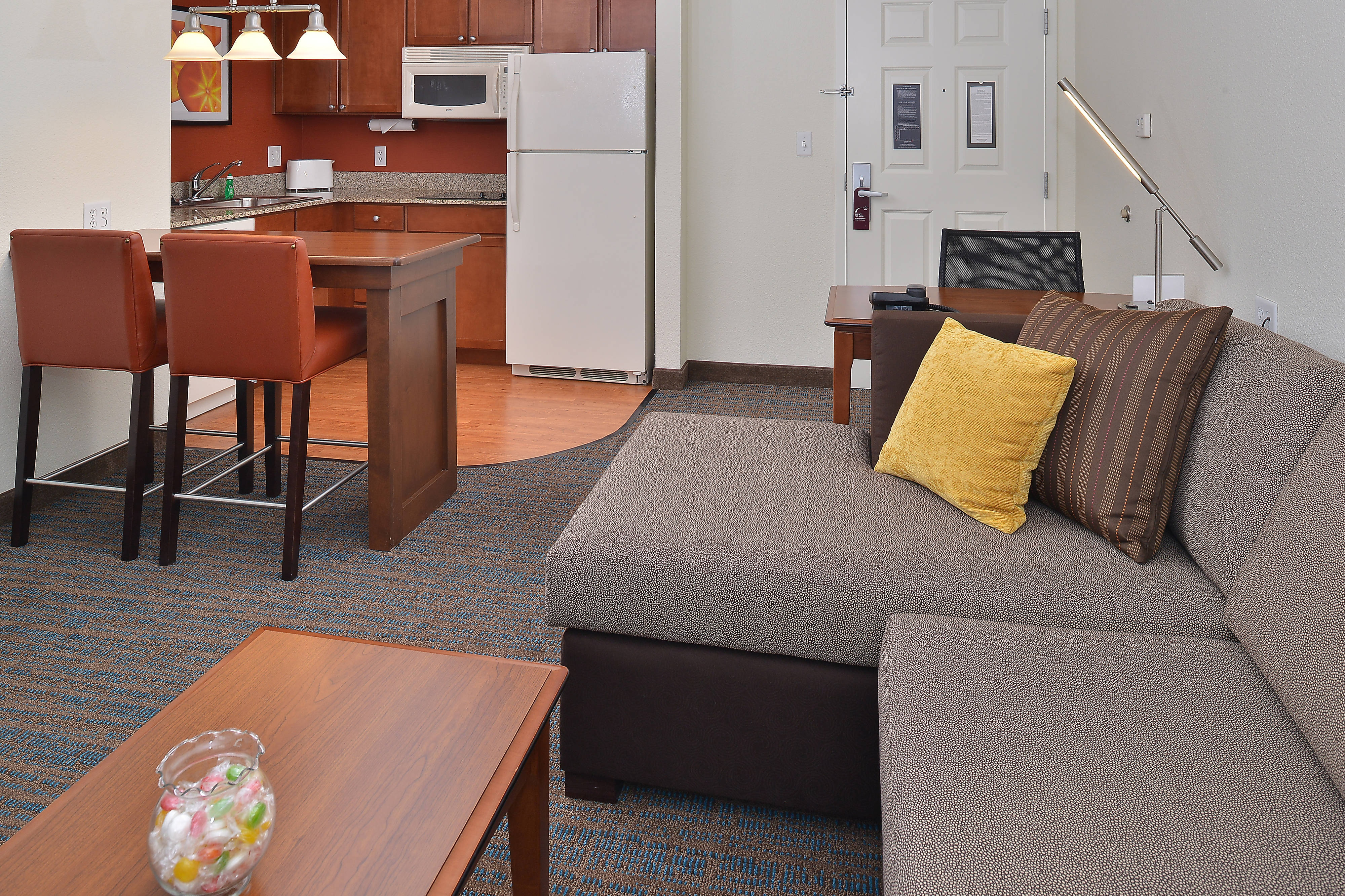 Loveland Fort Collins Hotel Suite Kitchen