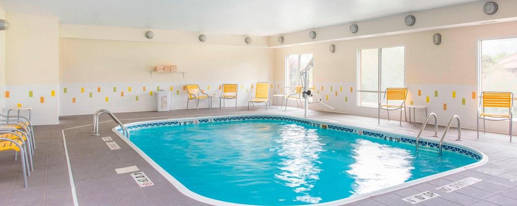 indoor pool in Greeley