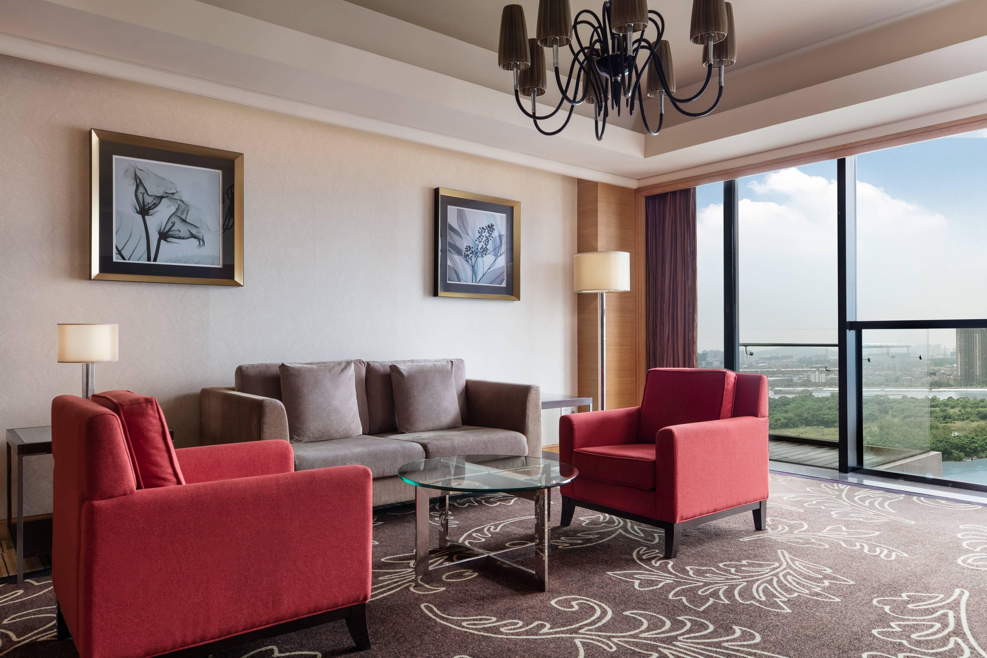 E-Suite – Wohnzimmer