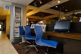 Hotel Business Center Bentonville Arkansas