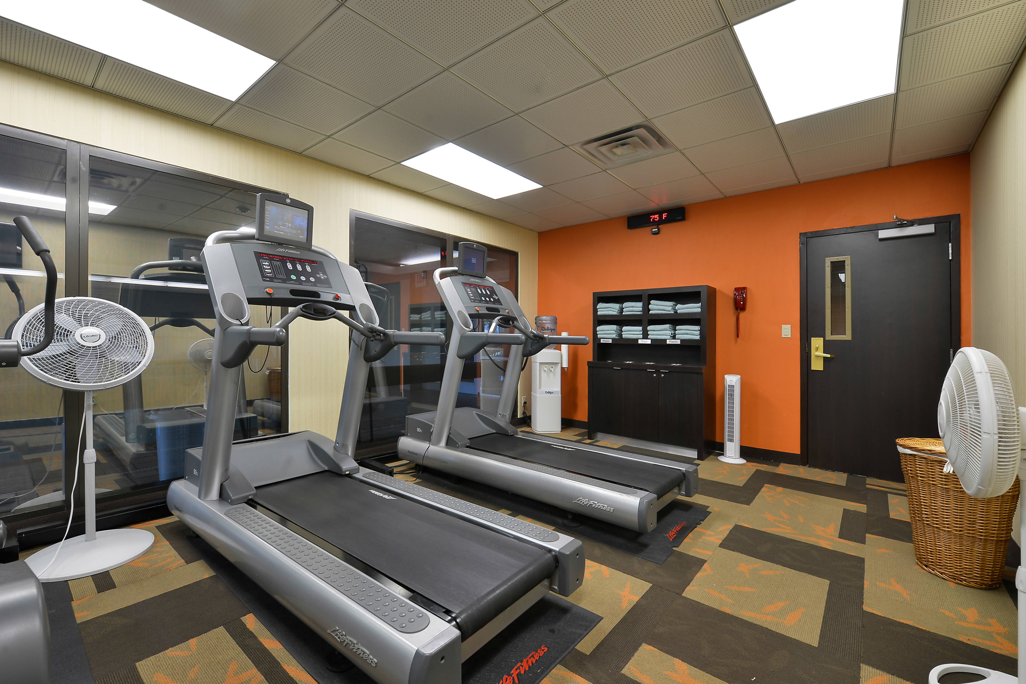 Hotel Fitness Center Bentonville Arkansas