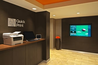 Courtyard by Marriott GoBoard