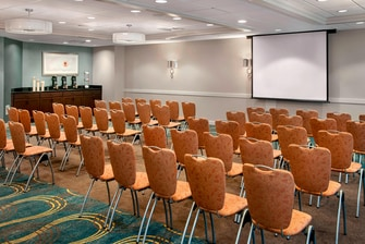 Meeting Room – Theater Set up
