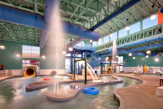 Caribbean Cove Indoor Waterpark