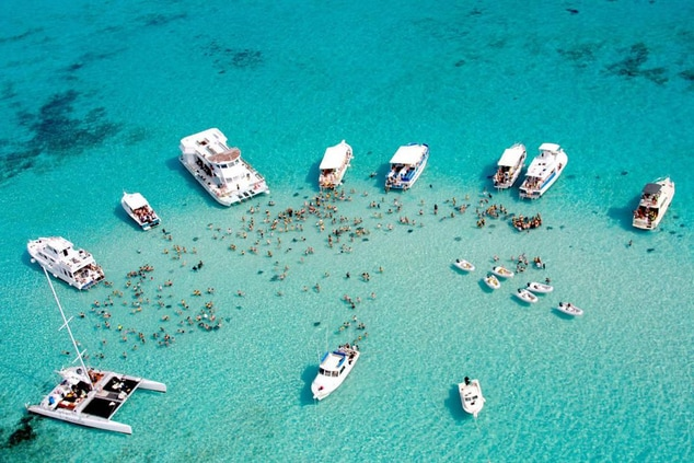 Stingray City Snorkel & Dive Cayman Islands