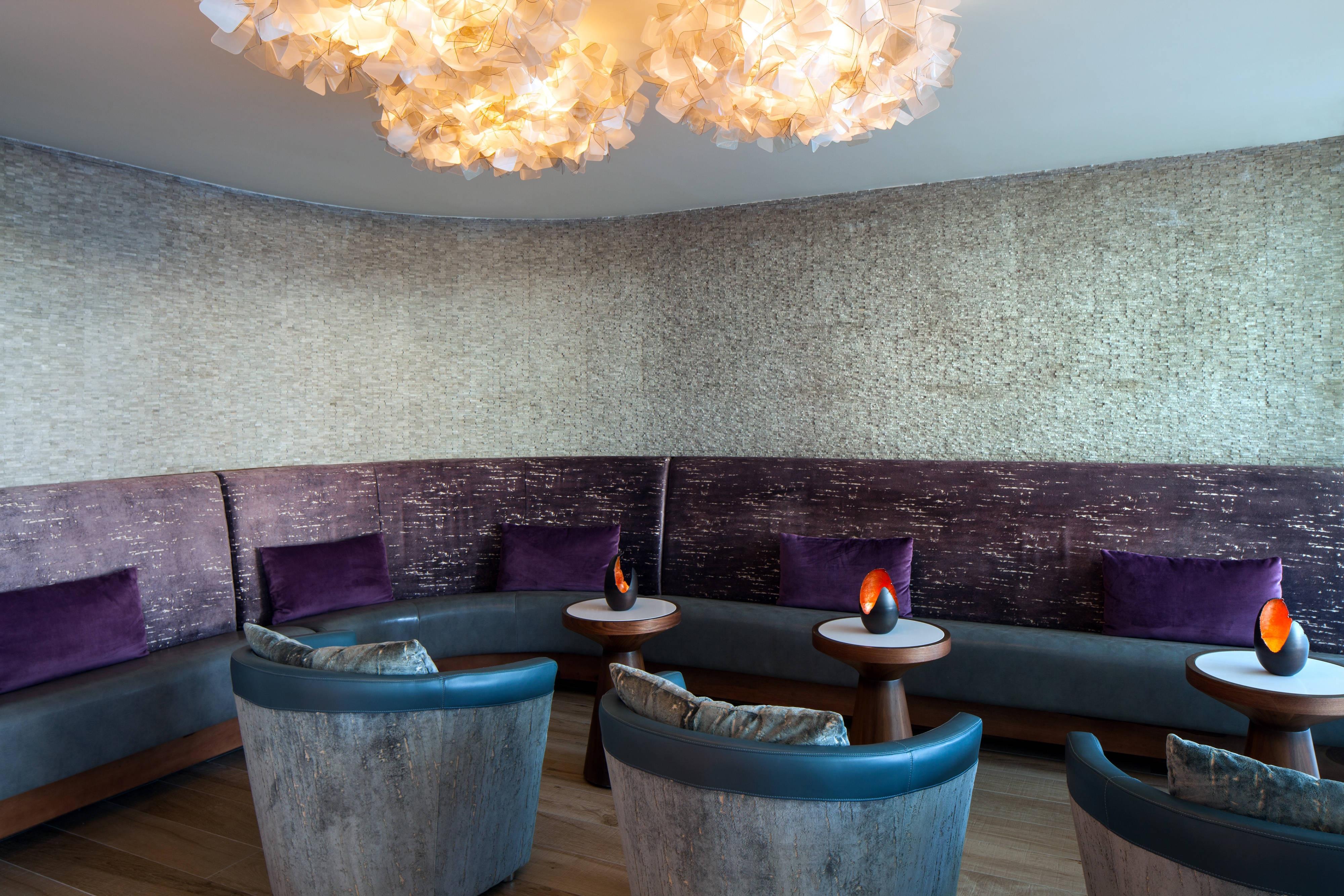 Espace bar-salon