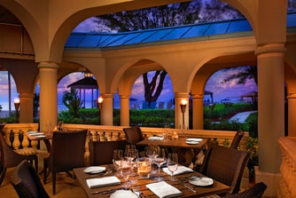 Beach House Patio Dining