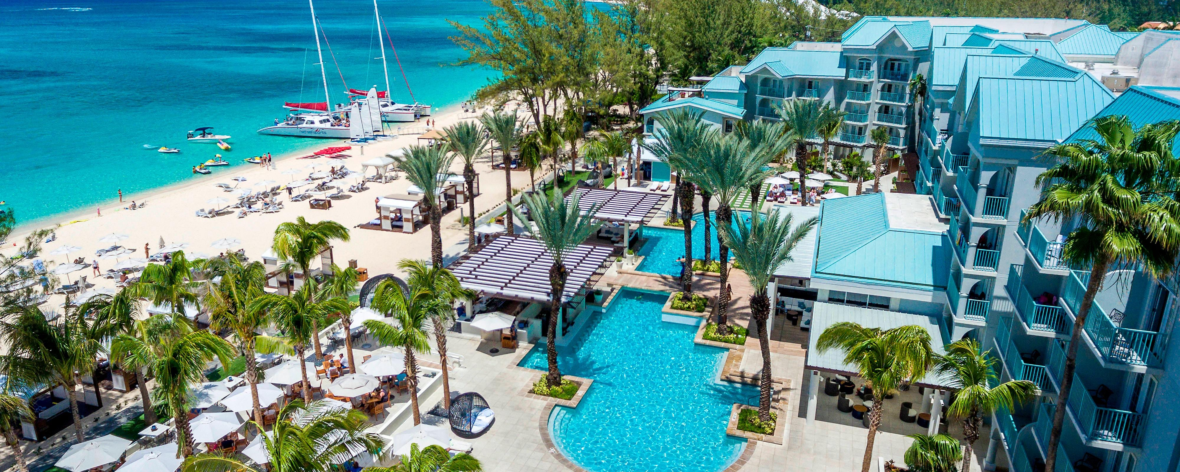 Westin Grand Cayman Pool Beach
