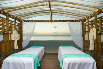 Spa Beachside Cabana