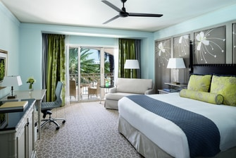 Grand Cayman - Resort View Guest Room