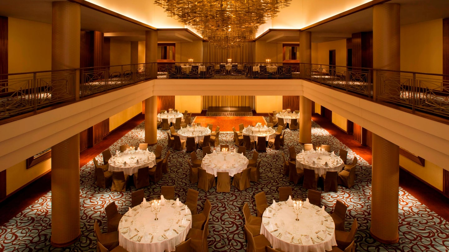 Conference Center - Marco Polo Ballroom
