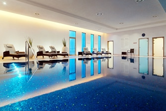 Sheraton Spa Pool