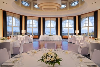 Baltic Panorama Ballroom Wedding Reception