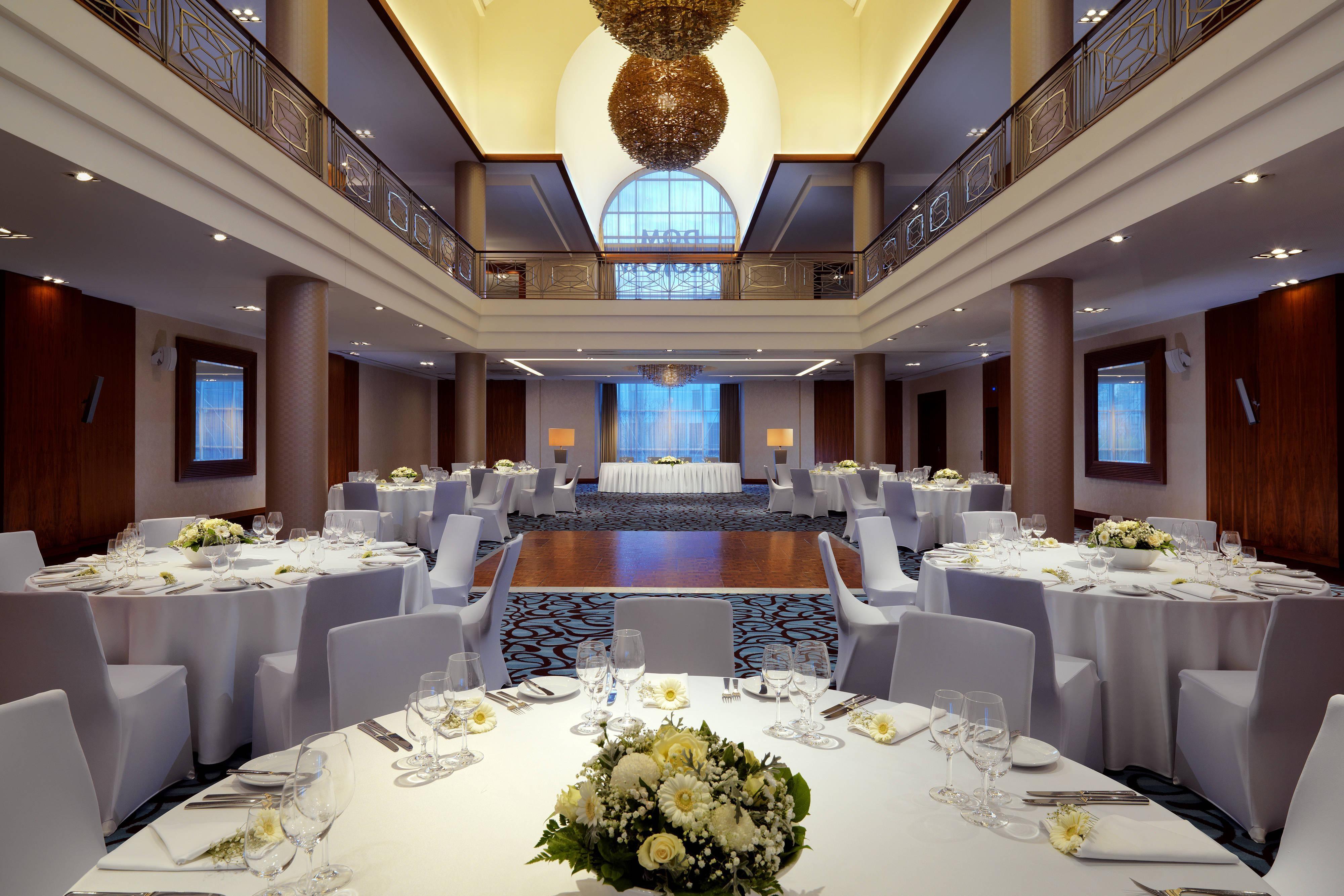 Marco Polo Ballroom Wedding Reception
