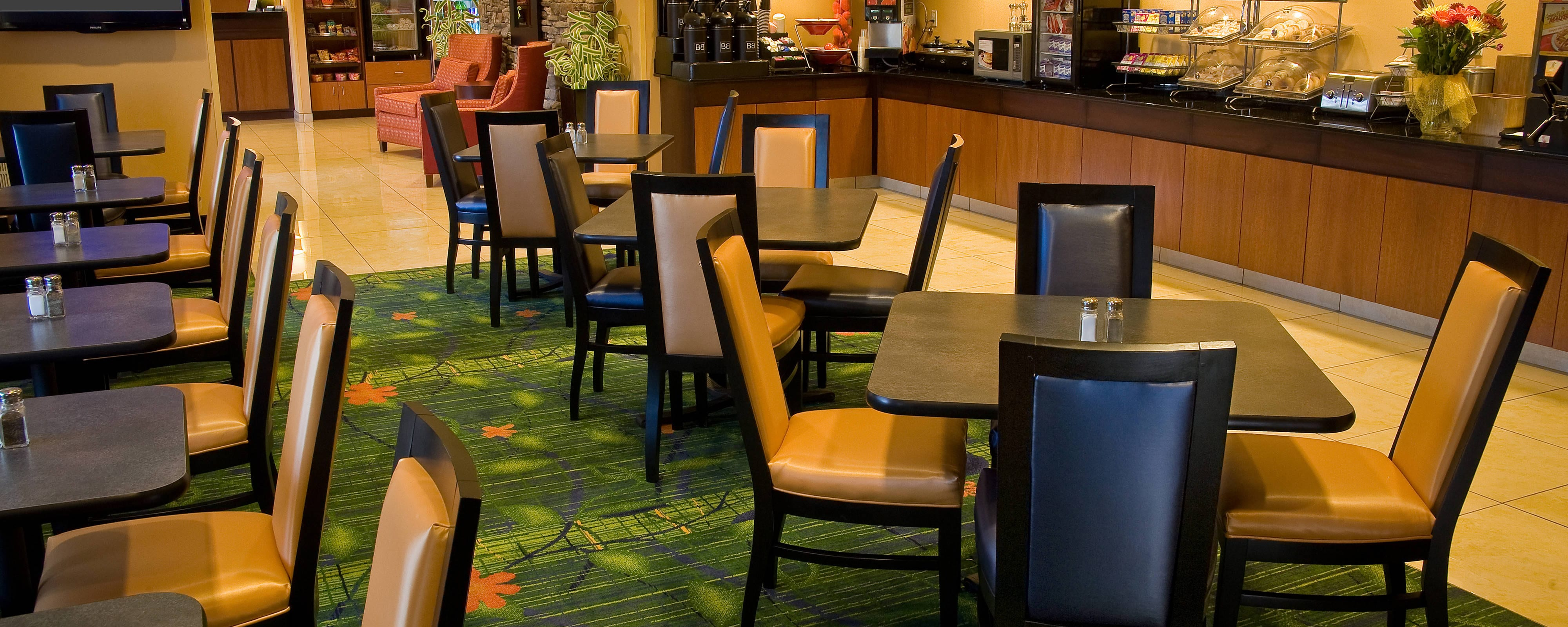 Spokane Hotels With A Free Breakfast Fairfield Inn Suites