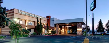 Fairfield Inn & Suites Spokane Valley