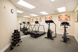 Spokane Washington Hotel Fitness Center